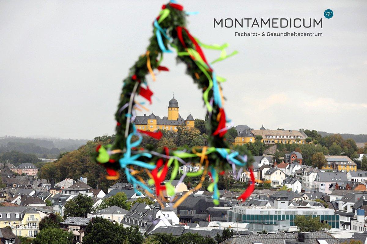 Richtfest | Das Montamedicum in Montabaur