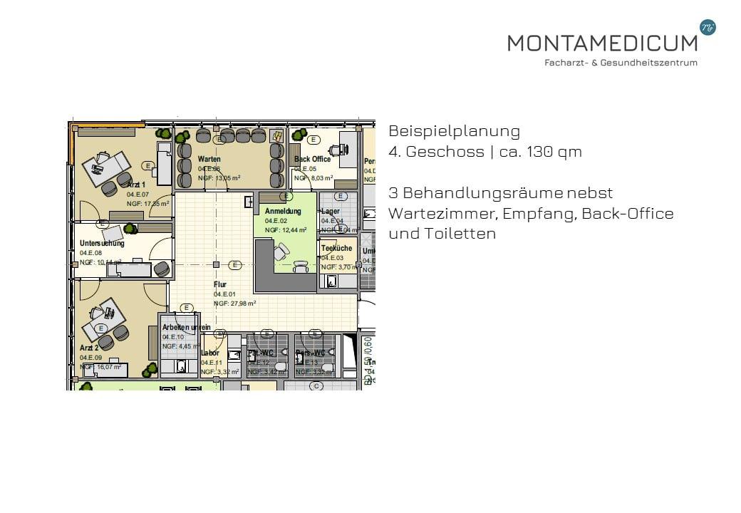 Praxisbeispiel 1 | Das Montamedicum in Montabaur