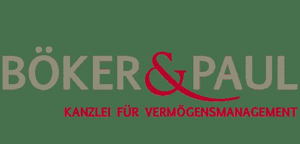 Logo der Firma Böker und Paul